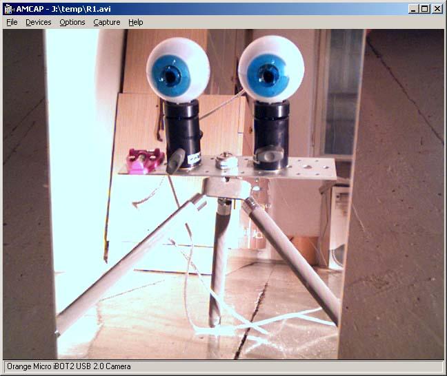 Orange Micro iBOT2 Web Cam